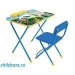 """Набор детской мебели """"Disney 2"""" Феи Азбука"""