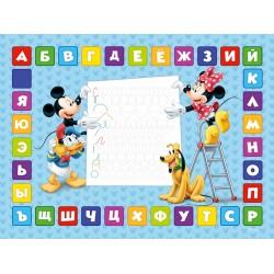 """Комплект детской мебели Disney 1 """"Микки Маус"""" с пеналом."""