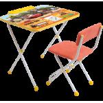 """Комплект детской мебели Disney 2 """"Тачки"""" с пеналом."""