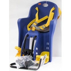Кресло для ребенка пластиковое на раму 04