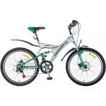 "Велосипед Топ Гир Neon 225 Disk 24"""
