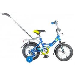 """Велосипед Novatrack Urban 12"""" (родительская ручка)"""