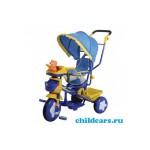 """Детский трехколесный велосипед Би-Би-Лайнер """"Мишка"""""""