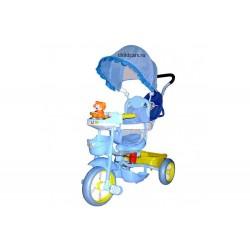 Детский трехколесный велосипед Би-Би Лайнер Мишка