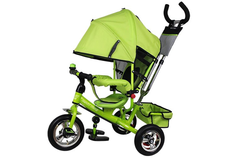 Детский велосипед для ребенка 3, 4, 5 лет в интернет-магазине спортвело: трехколесные с ручкой, двухколесные, с боковыми колесами четырехколесные.