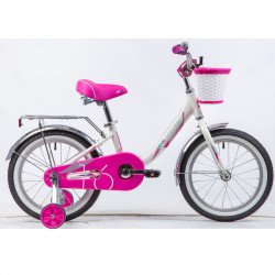 "Велосипед Novatrack Ancona 16"" AL"