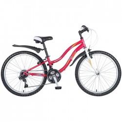 """Велосипед Novatrack Lady 24"""" 6 ск"""