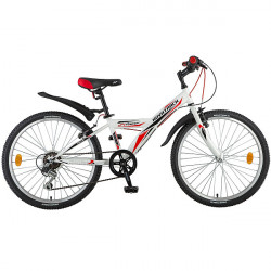 "Велосипед Novatrack Racer 24"""