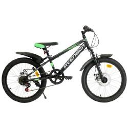 """Велосипед Avenger 20"""" C200D (2018)"""