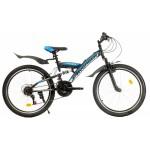 "Велосипед Avenger 24"" F240 (двухподвес)"