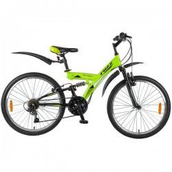 "Велосипед Foxx Attack 24"" 18 ск"