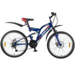 """Велосипед Foxx Freelander Disc 24"""" 18 ск"""