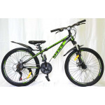 Велосипед MAKS FINE MD 24 литые диски