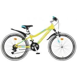 "Велосипед Novatrack Novara 24"" 18 cк"