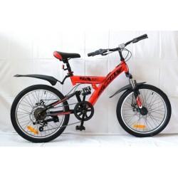 "Велосипед Skill Soft MD 20"" 6 ск"