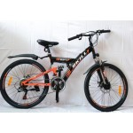 "Велосипед Skill Soft MD 24"""