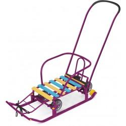 Санки Тимка 5 Универсал с выдвижными колёсами