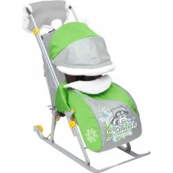 Санки коляска Ника Детям 6 Енот