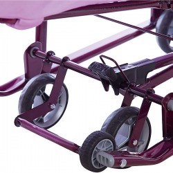 Санки коляска Ника Детям 7-4 Лилия