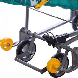 Санки коляска Умка 3 - 1 Мишки изумруд