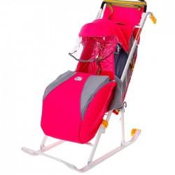 Санки коляска Ника Детям 1 (Nika Kids)