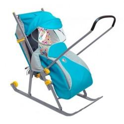 Санки коляска Ника Детям 3