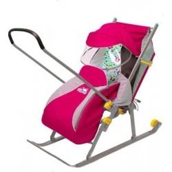 Санки коляска Ника Детям 4