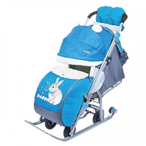 Санки-коляска Ника-Детям 7-2 Rabbit