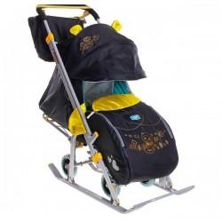 Санки коляска Ника Детям 7
