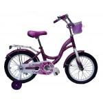 "Велосипед детский Skill Girl 16"""