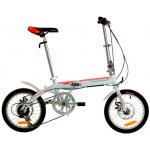 "Велосипед Супер складной Nameless Z1602 16"""