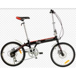 "Велосипед Супер складной Nameless Z2002 20"""