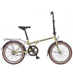 """Велосипед складной Novatrack Aurora 20"""" 2 sp."""