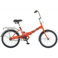 """Велосипед складной Novatrack FS-30 20"""""""