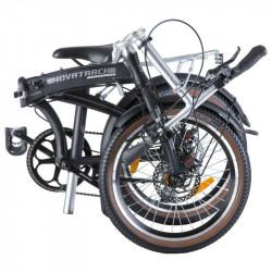 """Велосипед складной Novatrack TG-20"""" Disk 8 sp."""