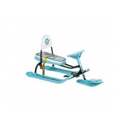 Снегокат детский со спинкой Тимка Спорт 4-1
