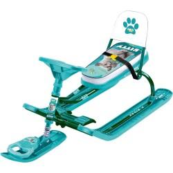 Снегокат детский Тимка Спорт 4-1 Kitty