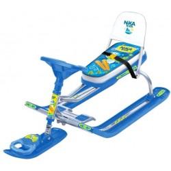 Снегокат детский Тимка Спорт 4-1 Мишка
