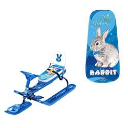 "Снегокат детский Тимка Спорт 4-1 - ""Rabbit"""