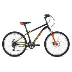 Велосипед Stinger Caiman Disk 24 (2018) (подростковый)