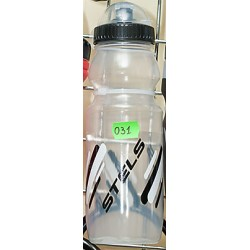 Фляга Stels объем 0,60 литров прозрачная