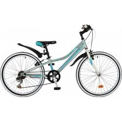 """Велосипед Novatrack Alice 24"""" 6 ск"""
