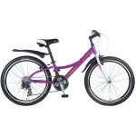 """Велосипед Novatrack Lady 24"""" (подростковый) AL"""