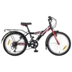 "Велосипед Novatrack Racer 20"" 12"