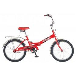 """Велосипед складной Novatrack FS-30 20"""" 1"""