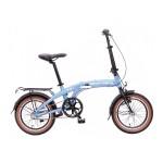 Велосипед Novatrack TG-16 3 ск