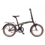 Велосипед Novatrack складной TG-20 Shimano