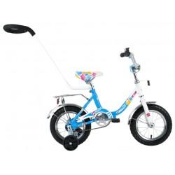 """Велосипед Forward Altair City girl 12"""" (родительская ручка)"""