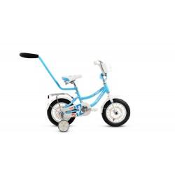 """Велосипед Forward Funky Girl 12"""" с родительской ручкой"""