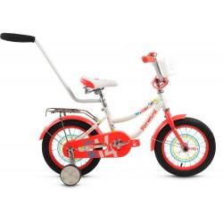 """Велосипед Forward Funky Girl 14"""" с родительской ручкой"""